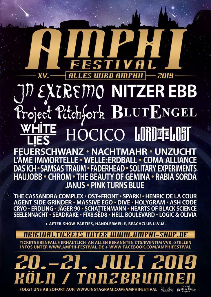 XV. Amphi Festival