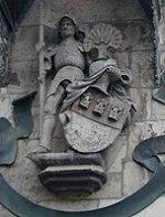 Der römische Held Marsilius am Gürzenich